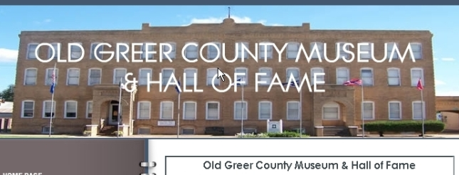 Old Greer County Museum and Hall of Fame